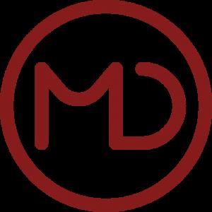MD Kreis, rot
